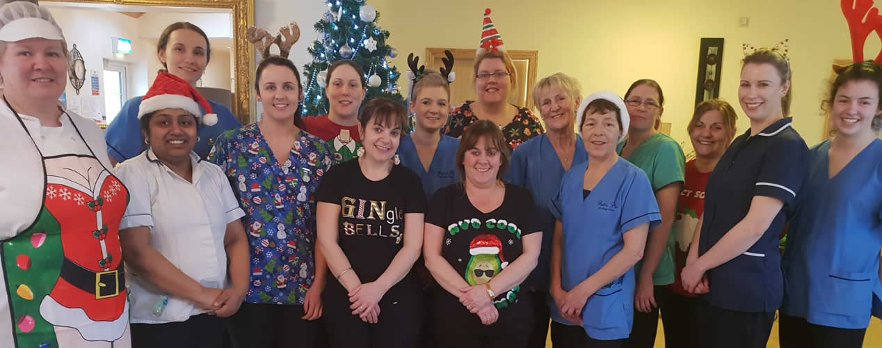 Padre Pio Nursing Home Care Team